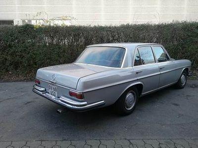 brugt Mercedes 280 SE 2,8
