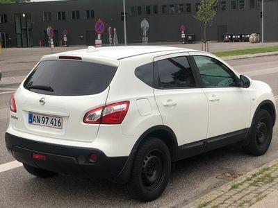 gebraucht Nissan Qashqai 1.6 117 HK Acenta