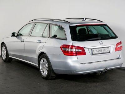 brugt Mercedes E200 2 CDi st.car aut. BE