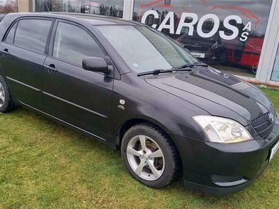 brugt Toyota Corolla 2,0 D-4D Linea Terra 90HK 5d