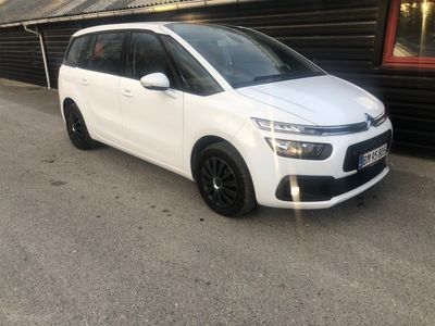 brugt Citroën Grand C4 Picasso 1,6 Blue HDi Intensive start/stop 120HK 6g