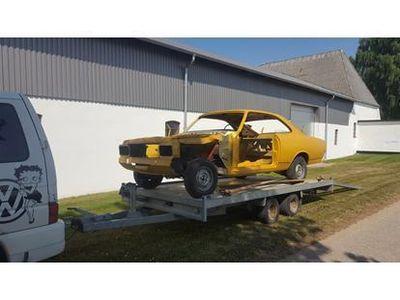 brugt Opel Rekord 1,9 C coupe