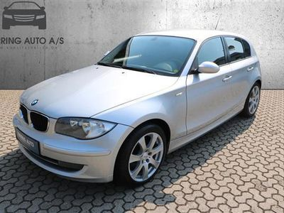 brugt BMW 118 d 2,0 D 143HK 5d 6g