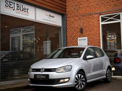 brugt VW Polo 1,0 TSI BlueMotion Trendline 95HK 5d
