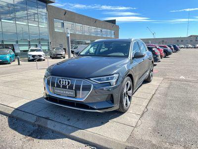 brugt Audi E-Tron - EL Advanced Prestige Quattro 313HK 5d Trinl. Gear