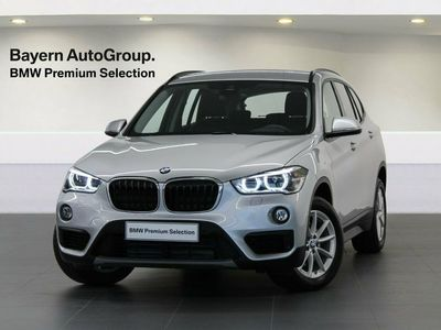 second-hand BMW X1 1,5 sDrive18i aut.