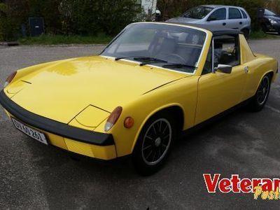 brugt Porsche 914 1,7E Targa