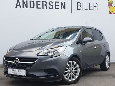 brugt Opel Corsa 1,0 Turbo Cosmo Start/Stop 90HK 5d 6g