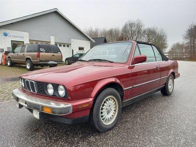 brugt BMW 325 Cabriolet 3 serie E30 i Aut