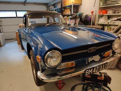 brugt Triumph TR6 Pi