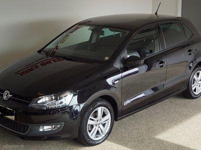 used VW Polo 1,2 TSI Highline 90HK 5d