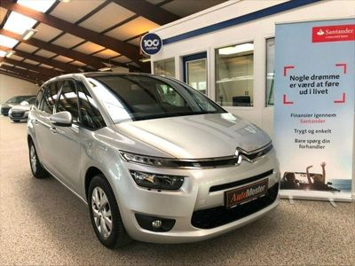 begagnad Citroën Grand C4 Picasso e-HDi 115 Seduction ETG6