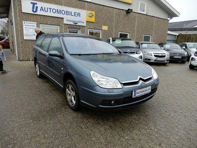 brugt Citroën C5 1,6 HDi Advance Weekend