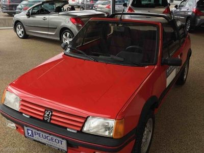 brugt Peugeot 205 CTi 1,9 103HK Cabr.