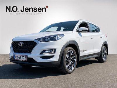 brugt Hyundai Tucson 1,6 CRDi ISG Life Plus 115HK 5d 6g