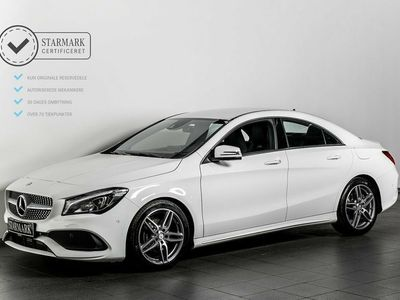 used Mercedes CLA200 1,6 AMG Line aut.