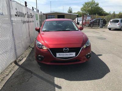 brugt Mazda 3 2,2 Skyactiv-D Vision 150HK 6g