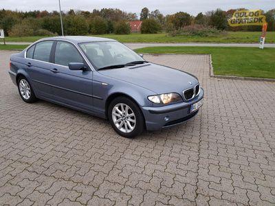 brugt BMW 318 d E46