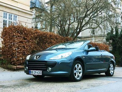 gebraucht Peugeot 307 CC 2,0 140HK Cabr.