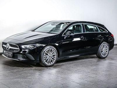 brugt Mercedes CLA200 1,3 Progressive SB aut.