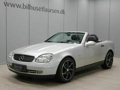 brugt Mercedes 230 SLK Klasse (R170)