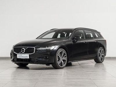 brugt Volvo V60 2,0 T5 R-design 250HK Stc 8g Aut.