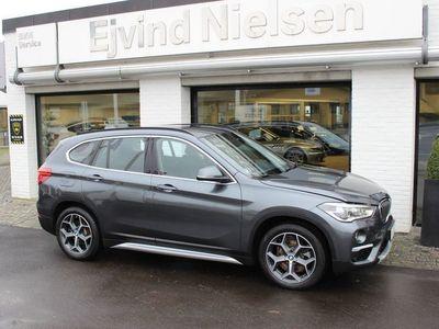 brugt BMW X1 2,0 xDrive20d X-Line aut.