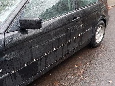 brugt BMW 320 3'ER COMPACTTD