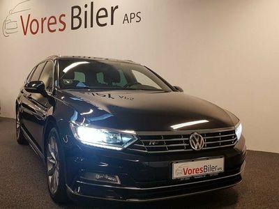 gebraucht VW Passat 2,0 TDi 190 R-line Variant DSG