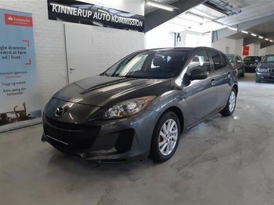 brugt Mazda 3 1,6 Advance 105HK 5d