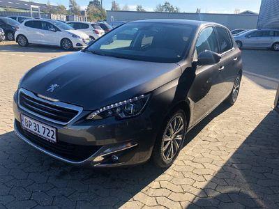 używany Peugeot 308 1,6 BlueHDi Prestige 120HK 5d