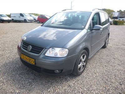used VW Touran