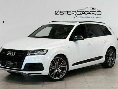 brugt Audi SQ7 4,0 TDi quattro Tiptr. 7prs