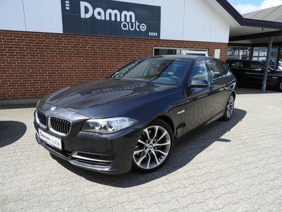 brugt BMW 530 3,0 d Touring Luxury Line 258HK st.car aut