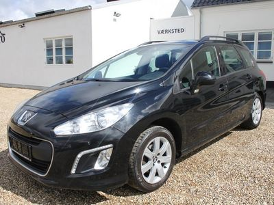used Peugeot 308 1,6 HDi 92 Champion st.car