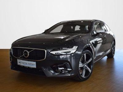 brugt Volvo V90 2,0 T5 254 R-Design aut.