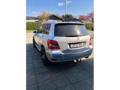 second-hand Mercedes GLK280 GLK320 3,04X4 3,0 V6 GLK