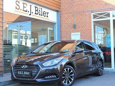 brugt Hyundai i40 1,7 CRDi Premium DCT 141HK Stc 7g Aut. A