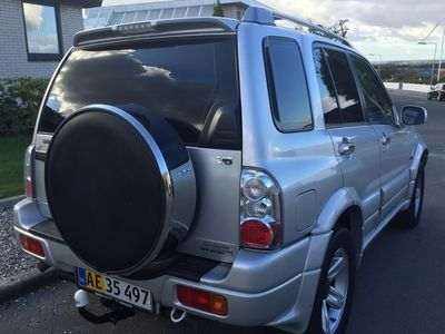 brugt Suzuki Grand Vitara 2,5 AUT. VAN