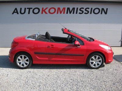 begagnad Peugeot 207 CC 1,6 120HK Cabr.