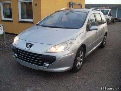 gebraucht Peugeot 307 1,6 HDi 110 SW 7prs