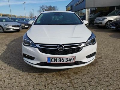brugt Opel Astra Sports Tourer 1,0 Turbo ECOTEC Excite 105HK Stc