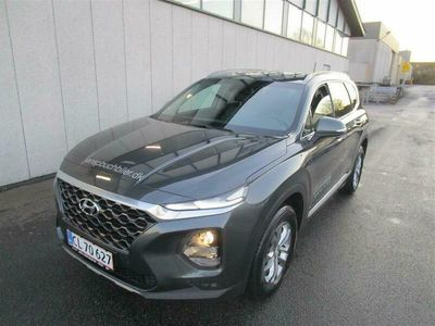 brugt Hyundai Santa Fe 2,2 CRDi Trend 200HK 5d 8g Aut.