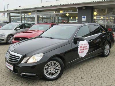 brugt Mercedes E220 2 CDi Avantgarde BE