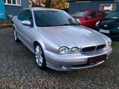 brugt Jaguar X-type 2,5 V6 Executive aut. 4x4