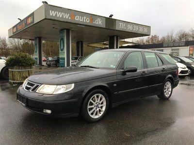 brugt Saab 9-5 Estate 2,0 T 150HK Stc Aut.