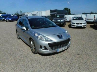 used Peugeot 207 1,6 HDi 92 Sportium SW