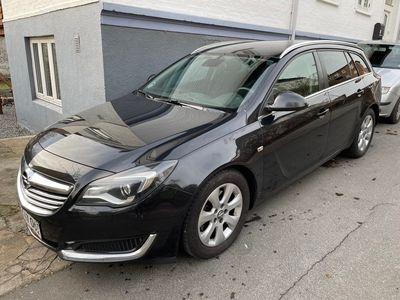 brugt Opel Insignia 2,0CDTi 140HK Sports Tourer