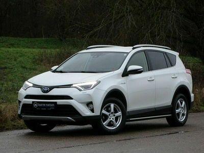 brugt Toyota RAV4 2,5 Hybrid H3 CVT
