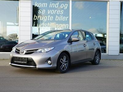 brugt Toyota Auris 1,6 Valvematic T3+ 132HK Stc 6g